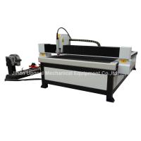 Quality Steel Tube Steel Plate CNC Plasma Cutting Machine with Rotary Axis 125A for sale