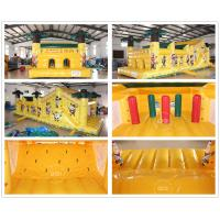 Buy Inflatable Jungle Run Obstacle Course at wholesale prices