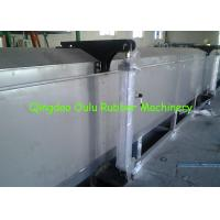 Quality White Rubber Vulcanization Oven PLC Control Customized With Conveying Belt for sale