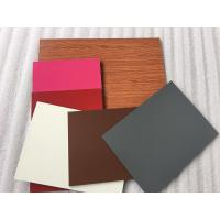 Buy High Flexibility ACM Aluminum Composite MaterialWith Heat And Sound Insulation at wholesale prices