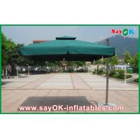 Quality 190T Polyester Promotional Outdoor Garden Beach Umbrella Whole Sale for sale