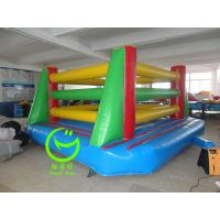 Quality high quality kids inflatable boxing ring  with 24months warranty GT-SPT-0618 for sale