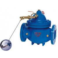 China Modulating Float Pressure Reducing Valves For Control The Tank Level Automatic on sale