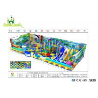 Buy Anti Static Baby Indoor Playground Large Scale With EVA Flooring Mat at wholesale prices