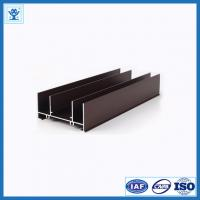 Quality Powder Coating Aluminum Extrusion Profiles for Windows for sale