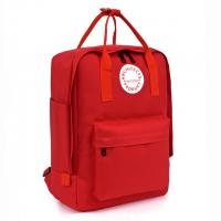 Quality Candy Color Casual Backpack Bags For Girls , Women Custom Logo Backpacks for sale