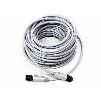 Quality M12 5M 6 Pin Backup Camera Cable For  Camera Monitor System for sale