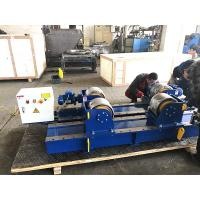 Quality 30T Conventional Pipe Welding Rotator With Pu Wheels Electric Control,Tank Turning Rolls for sale