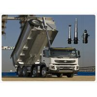 Buy Dump Truck Single Acting Telescopic Hydraulic Cylinders With Heavy Duty Welded Construction at wholesale prices