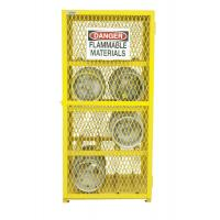 Buy 8 Cylinder Protection Gas Cabinet for Gas Cylinder Safety cabinet cage at wholesale prices