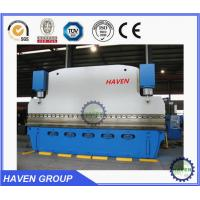 Quality Cnc Hydraulic Press Brake Steel Bendig Machine Metal Plating Equipment for sale