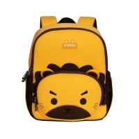 Quality NHB053XL Nohoo brand new item cute neoprene 3D cartoon kids backpack lion for sale