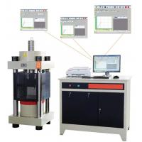 China YAW-2000 PC-controlled Compression Testing Machine on sale
