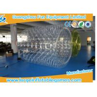 Quality New Design Inflatable Roller Ball , The Hippo Roller With TPU Material for sale