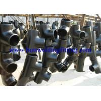 """Quality A403 Wp321 / Tp321 , Wp310 / Tp310  Stainless Steel Reducing Tee 1"""" 24"""" Sch40s for sale"""