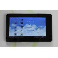 China 3G Android 4.0 7 Inch Touchpad Tablet PC , 512m DDR , Wireless Lan 802.11n on sale