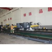 Quality Iron / Stainless Steel Plasma Cutter Flame Cutting Equipment Customized CNC Control for sale
