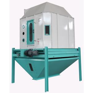 Quality Counter Flow Pellet Cooler Counterflow Pellet Cooler for Wood & Feed Pellet Plants for sale