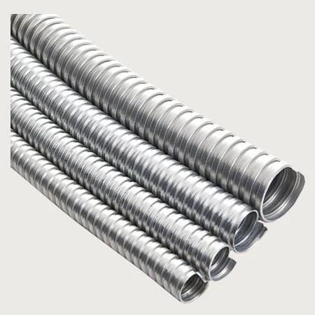 Buy American Standard Electric Metallic Tube Conduit , Small Diameter Flexible Conduit at wholesale prices
