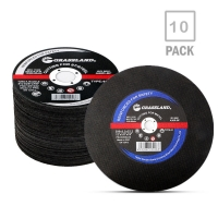 Buy cheap 300x3.5x20 Abrasive Metal Cutting Discs For Angle Grinders from wholesalers
