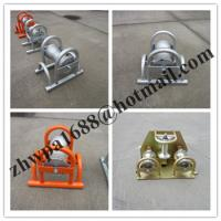 Quality Price Nylon Cable Roller, best Cable rollers, Cable Guides,Tray Type Sheaves for sale