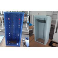 Waterproof aluminium telecom distribution box Auto cutting Metal Machining Parts