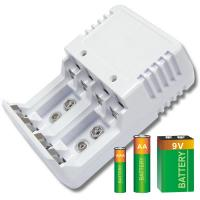 Quality Non-Rechargeable Alkaline Battery Recharger With US / EU / UK Plug for sale