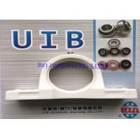 Quality P205 Thermoplastic Plastic Bearing Blocks Housings Corrosion Resistance for sale