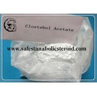 Quality 99% Purity Muscle Building Steroids Powder Clostebol Acetate 4-Chlorotestosterone Acetate CAS 855-19-6 for sale