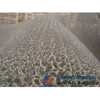 Buy 60-180 Model Knittted Wire Mesh With 0.20mm, 0.23mm, 0.25mm, 0.28mm Wire at wholesale prices