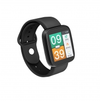 Quality 1.3 Inch TFT Color Screen 180mAh ECG Monitor Smart Watch for sale