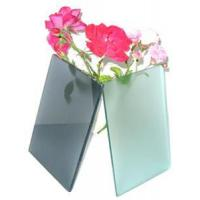 Quality Tinted Acid Etched Float Glass (TAEFG) for sale
