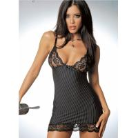 Buy cheap U.S. and European factory direct supply sexy lingerie large size XL special size sleepwear lace M,XL XQ6099 from wholesalers