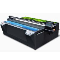 Quality Large Format UV Glass Printing Machine 2513 High Revolution Print Long Lifespan for sale