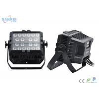 Quality RGBW 5 In 1 LED Par Stage Lights / 60Hz 20 * 10w LED Disco Lights for sale