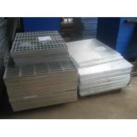 Buy Galvanized Steel Grille Of Car Spray Booth Parts at wholesale prices