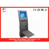 Quality Self Service Information Kiosk And Mobile Phone Charging Kiosk With 16 Lockers   for sale