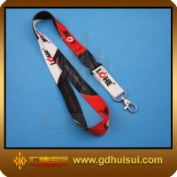 Quality heat transfer polyester lanyards for sale