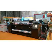 Quality 2.2m Sublimation Epson DX7 Digital Textile Printing Machine / cmyk printing machine for sale