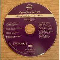 Quality Dell Operating Computer PC System Window 7 / Windows 10 Professional Dvd Program for sale