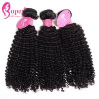 Quality Different Types Of Great Brazilian Wavy Curly Hair Bundle Extensions for sale