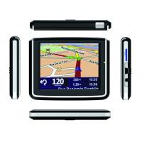 Quality WinCE 5.0 3.5 Inch Bluetooth Portable Car Gps Auto Navigators with CPU MSTAR, 400MHz for sale