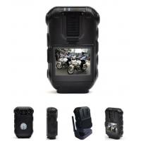 Quality Infrared Police Wearing Body Cameras Ambarella Chipset For Evidence Recording for sale