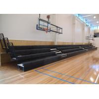 Multi Functional Venues Modular Grandstands HDPE Seat For College Gym