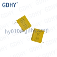 Quality Inverter DC Link Circuit Capacitor 0.68uf 800v C52 Series For Energy Storage for sale