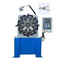 Buy 40mm CNC Spring Forming Machine Consists Of Cam Axis , Spring Maker Machine at wholesale prices