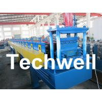 Quality Top Hat Channel Cold Roll Forming Machine for Steel Furring Channel Profiles for sale
