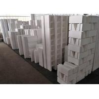 Quality Zero Expanded Fused Silica Brick for Glass Furnace Hot repaire do not need to stop the Furnace for sale