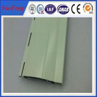 Quality New model durable anodized aluminum roller shutter door profile for warehouse for sale