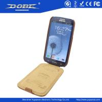 Quality Flip design PU protective Case for Samsung Galaxy SIII/I9300 Series for sale